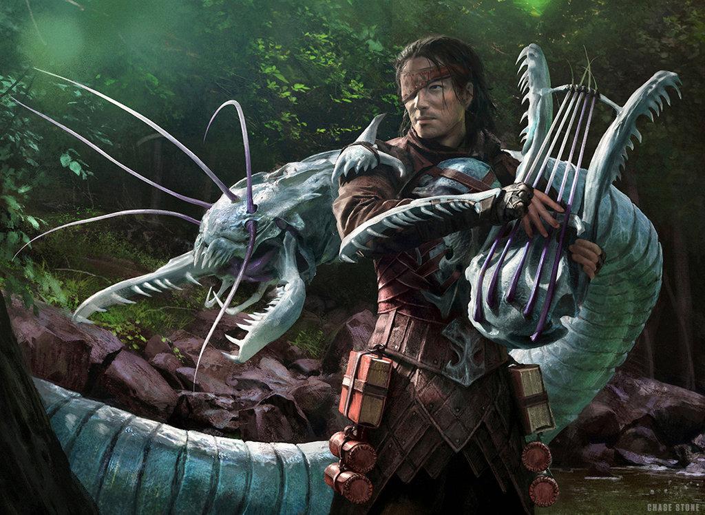 Yisan-the-Wanderer-Bard-MtG-Art
